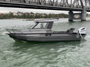 STABICRAFT 2400 SUPERCAB - AVAILABLE FOR IMMEDIATE DELIVERY