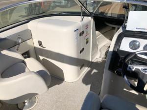 Sea Ray 210 Sundeck + Mercruiser 5.0L 260hp Bravo III