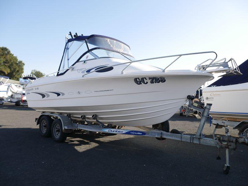 Streaker 545 Bluewater - Cabin Boat