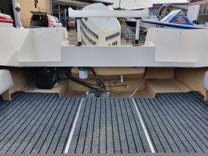 570 Cruise craft Hustler bow rider - 175hp Evinrude Outboard