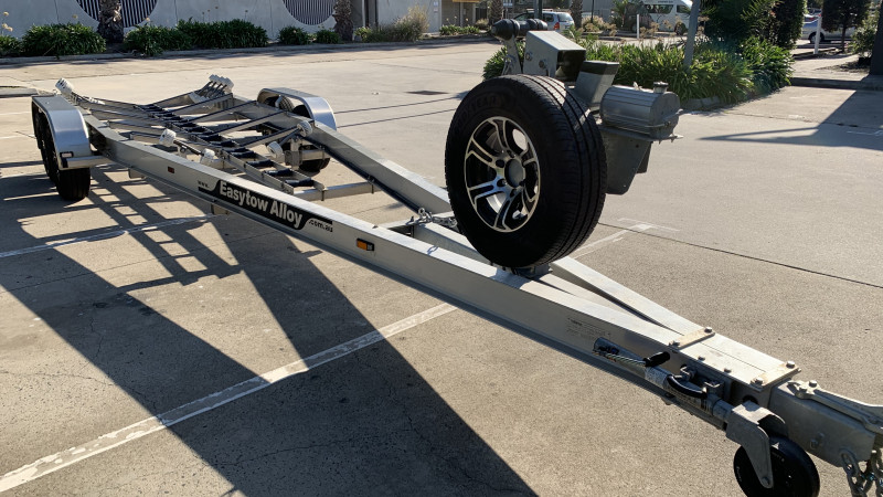 2017 Easytow Merry Fisher 795 Trailer
