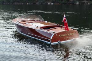 Monaco Custom Gentlemans Runabout