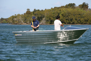 Brand new Horizon 3.15m, 3.55m, 3.75m and 3.85m Angler deep V bottom aluminium boats.