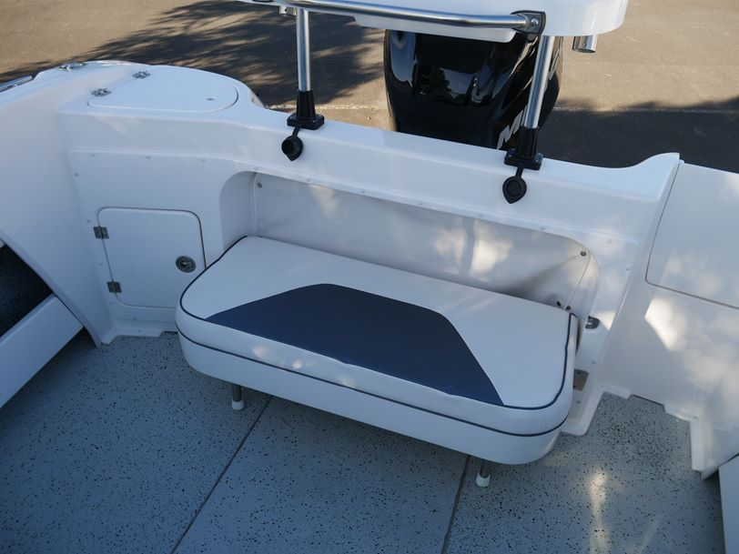 HAINES HUNTER 585R OFFSHORE FISHING BOAT