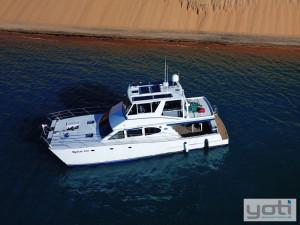 Brady 48 Leopard Power Catamaran - Spot On - $575,000