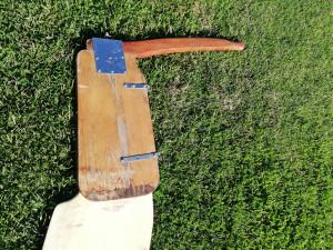 Rudder - wood