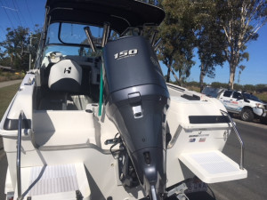Used 2013 575 Haines Hunter Profish