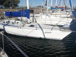 1992 Catalina Capri 37