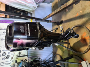 60hp Mercury 4 stroke **FITTED PRICE**