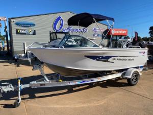 Quintrex 500 Fishabout Pro