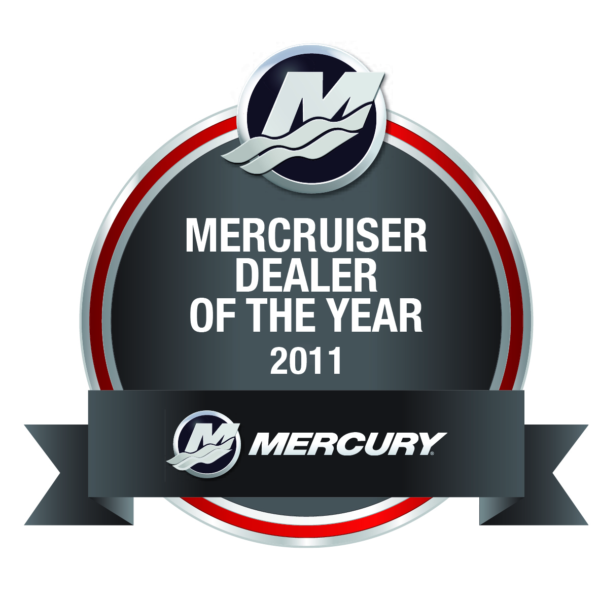 Mercruiser Dealer of the Year Hitech Marine 2011