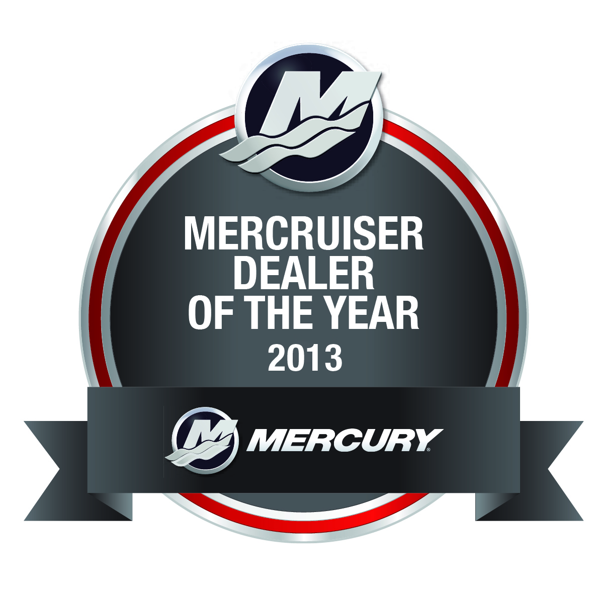 Mercruiser Dealer of the Year Hitech Marine 2013