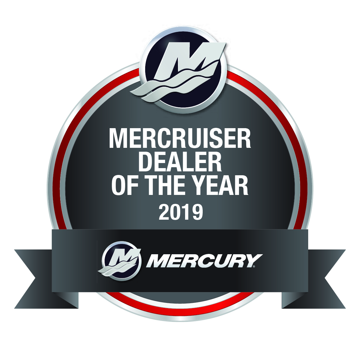 Mercruiser Dealer of the Year Hitech Marine 2019
