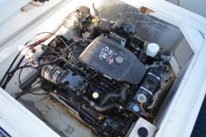 1984 Bertram 25 Sedan
