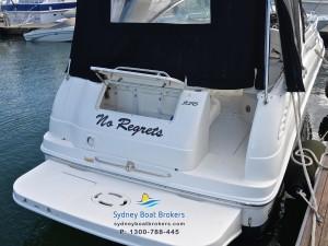 2004 Sea Ray 275 Sundancer