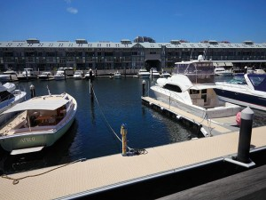 Sydney CBD Marina Berth Opportunity