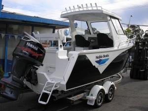 Noble 625 Cabin hull