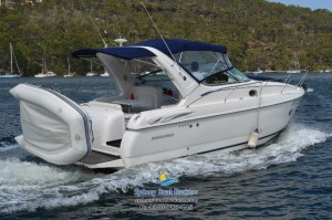 2007 Sunrunner 2800 Sports Cruiser