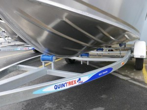 QUINTREX 420 RENEGADE TS - BUILD YOUR BOAT