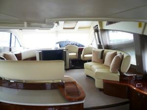 2008 Sealine T60