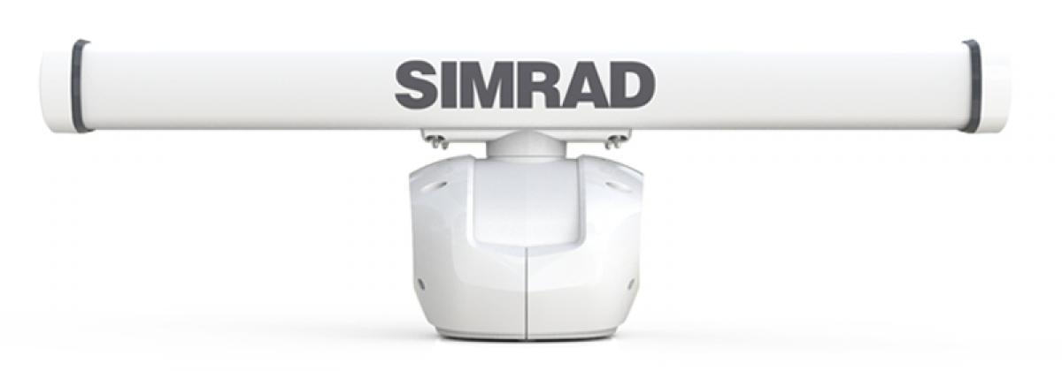 Simrad HALO-3 Pulse Compression Radar | Katons