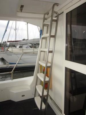 Destiny Pilothouse Trawler 40
