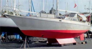 REINKE 13M SPECIAL 2001. PURPOSE-BUILT EXPEDITION VESSEL.