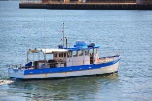 1964 Kingfisher 43 Custom Trawler