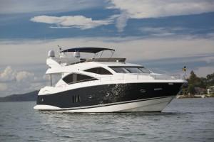 2007 Sunseeker 75 Yacht
