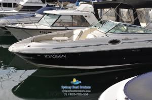 2006 Sea Ray 240 Sundeck Bowrider