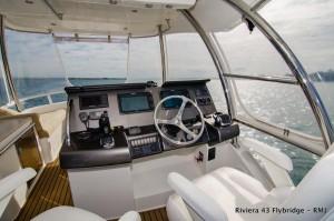Riviera 43 Open Flybridge