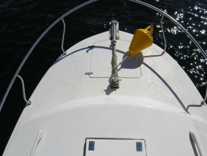 Roberts Longboat 21 - SOLD