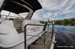 Riviera M370 Sport Cruiser