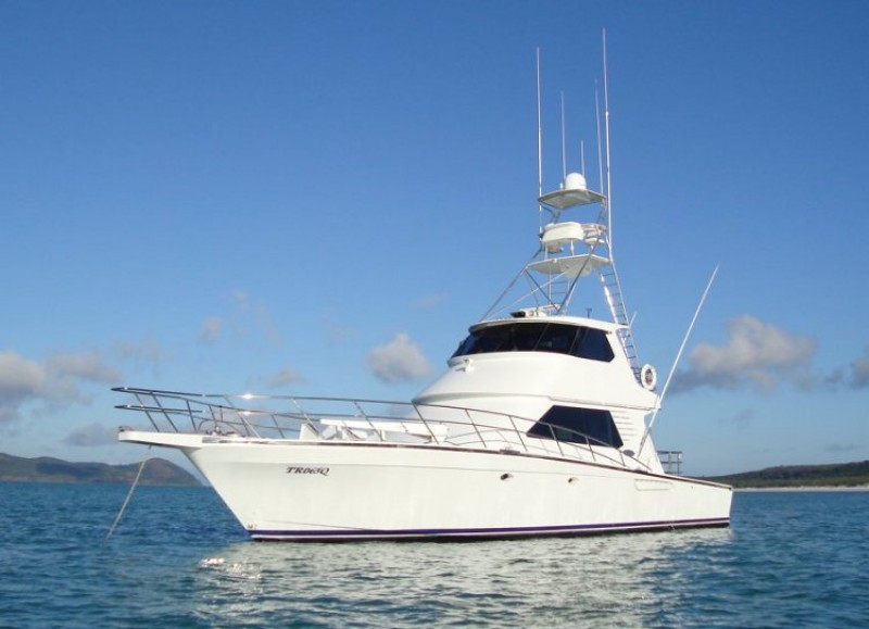 Steber/Precision 65  Luxury Motor Cruiser