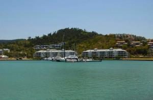 Port of Airlie Marina Berth