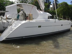 Lagoon 410 2003