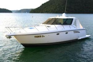 2005 Tiara Sovran 3600