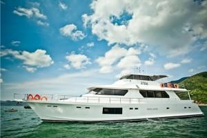 Raymond Hunt 85 Motor Yacht