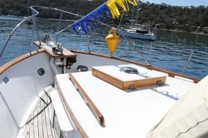 Island Gypsy 32/ flybridge cruiser