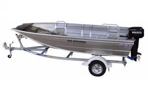 Quintrex F420 Explorer