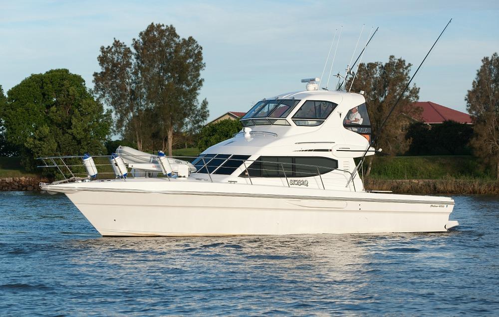 Recreational Boats | Steber International