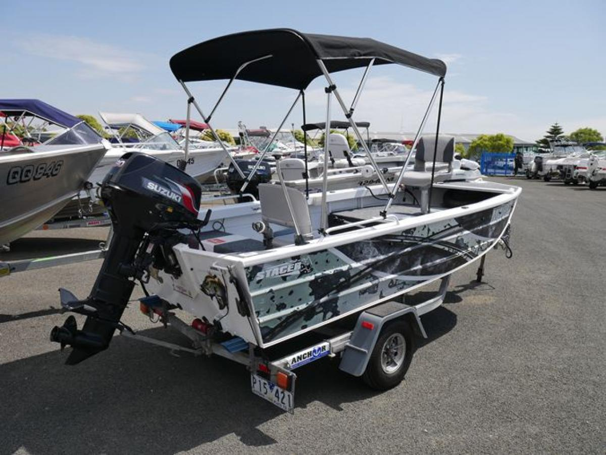 Stacer 420 Proline Jv Marine Melbourne