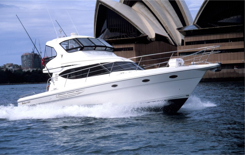 Steber 4380 Luxury Motor Cruiser