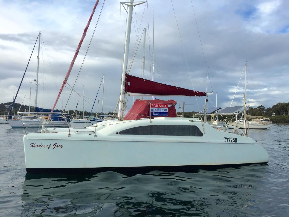 Seawind 850 | DBY Boat Sales