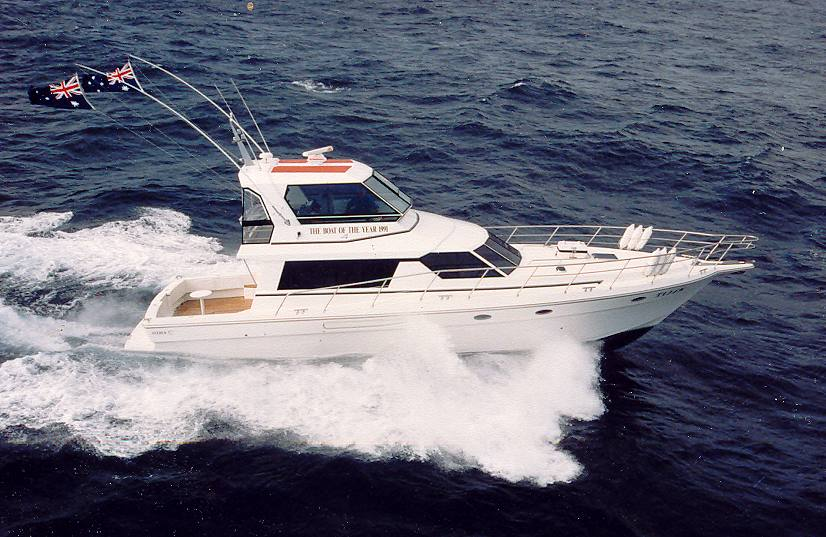 Steber 5200 Luxury Motor Cruiser