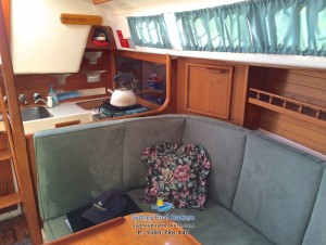 1983 Traditional 30 Sloop
