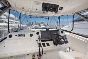 2008 Sea Ray 585 Sedan Bridge
