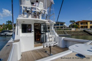 Black Watch 36 Flybridge