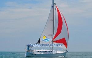 2013 Hunter e33 Cruising Yacht
