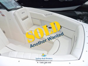 2007 Sea Ray 270 Select Executive (SLX) Sportsboat